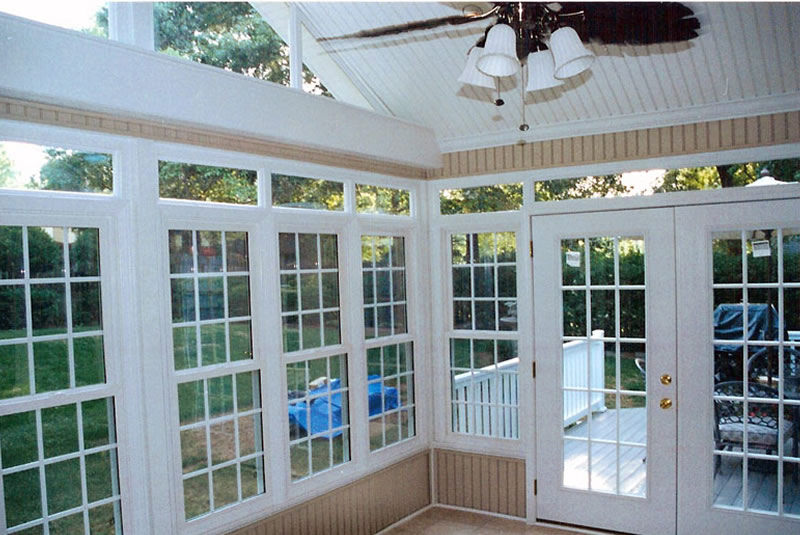 Gallery 1 four season sunrooms georgia sunroom for 4 season sunroom