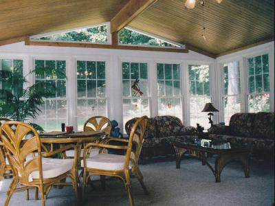 Georgia Sunroom Four Season Addition Georgia Sunroom